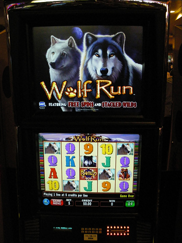 run a casino game